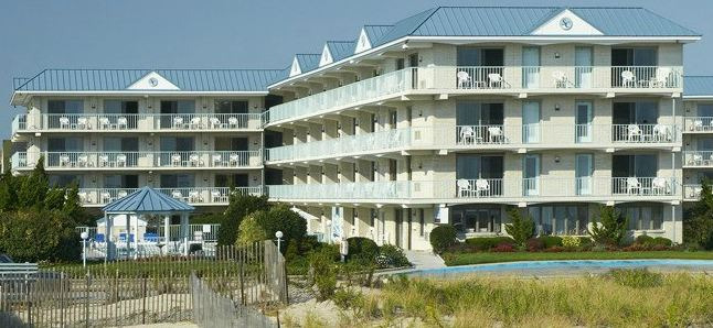 The Sea Crest Inn is the perfect romantic Cape May getaway for couples. The Sea Crest is owned and operated by a local couple, and located in a quiet part of Cape May overlooking one of the largest beaches on the island. Close to the shopping area, fine restaurants and historical homes. With features like ocean front suites with fully equipped kitchens, the only out door whirlpool in Cape May and extra large balconies, why stay anywhere else? Close to restaurants, nightspots, fishing, tennis, golfing, swimming, horseback riding, biking shopping and just steps away from the beach, you haven't experienced the Jersey Shore until you've experienced Cape May at the Sea Crest Inn.