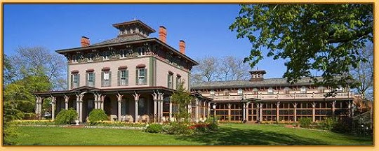 Cape May Hotels - Southern Mansion
