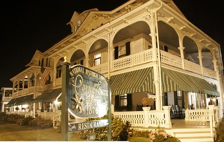 Elished In 1876 The Historic Chalfonte Hotel Is Recognized As Oldest Continuously Operating